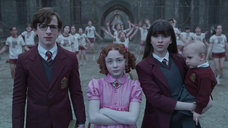 a series of unfortunate events full movie