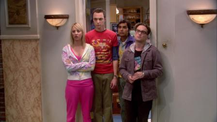 big bang theory season 1 episode 19