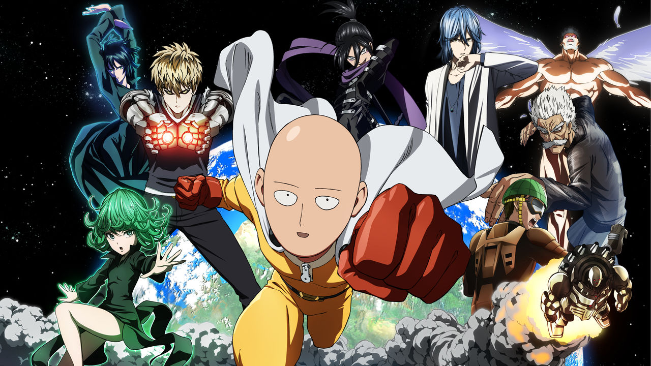one punch man dub episode 1