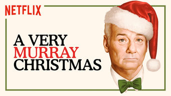 A Very Murray Christmas Netflix Official Site
