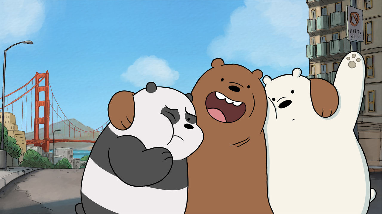we bare bears baby bears cant jump part 1