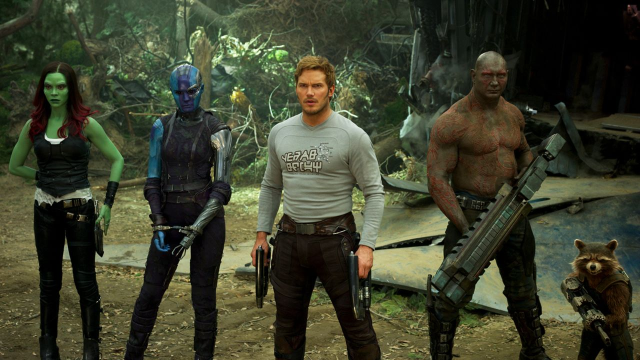 guardians of the galaxy 2 dvdrip latino