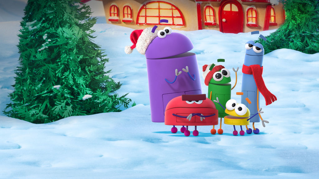 A StoryBots Christmas | Netflix Official Site