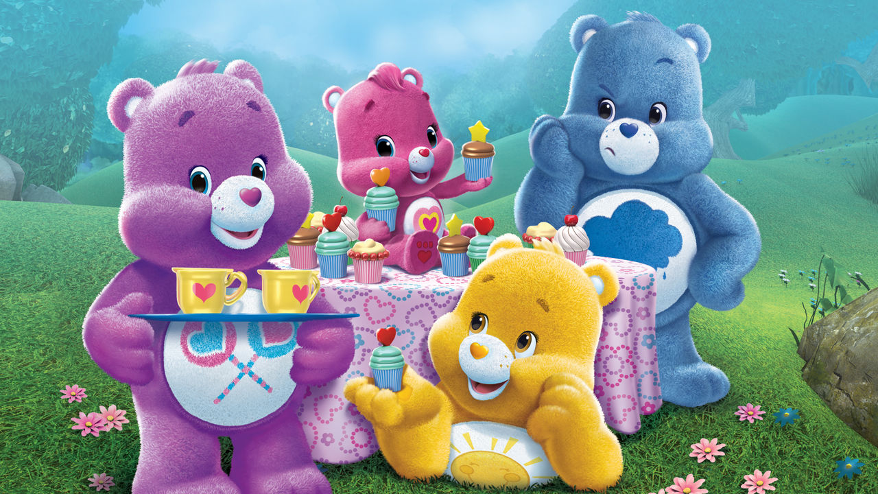 Care Bears Welcome To A Lot Netflix Canon Eos Couple Teddies Bear