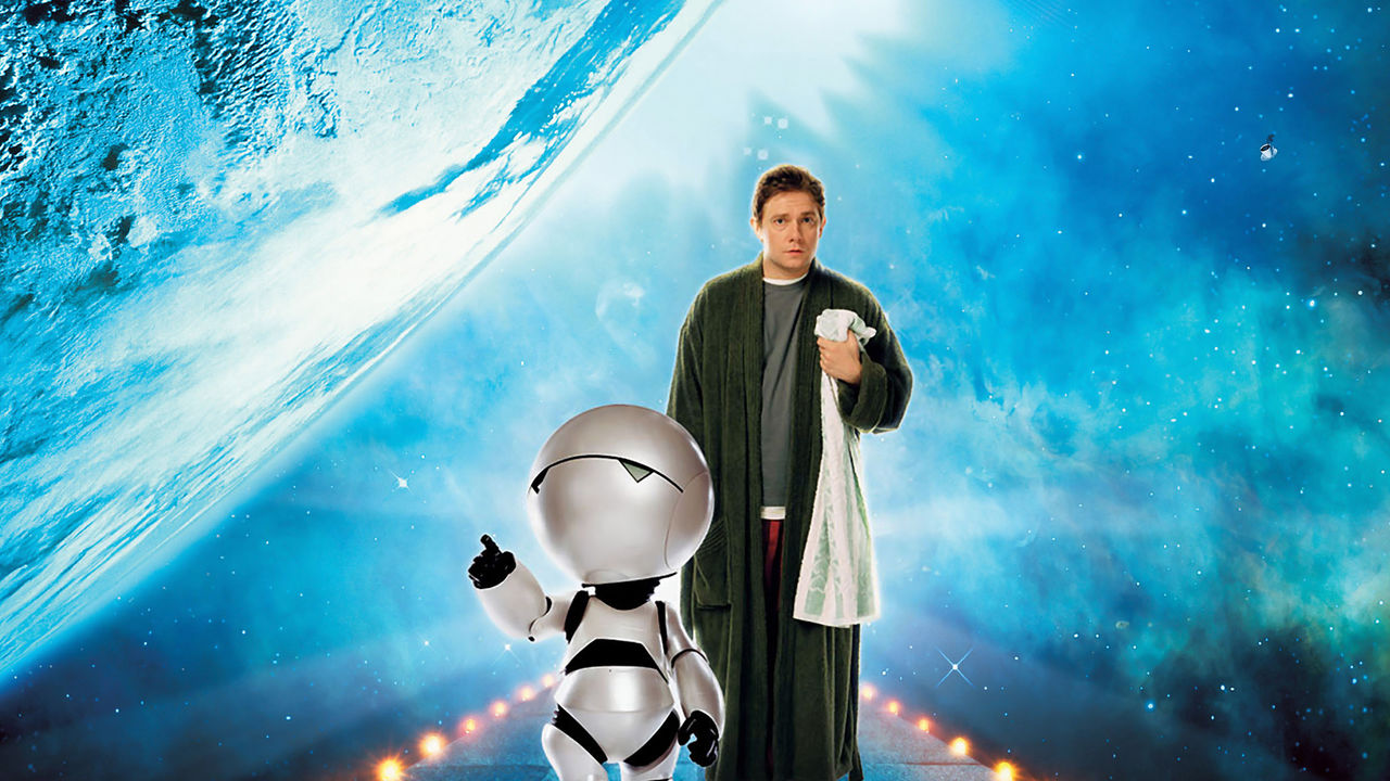 hitchhikers guide to the galaxy movie streaming
