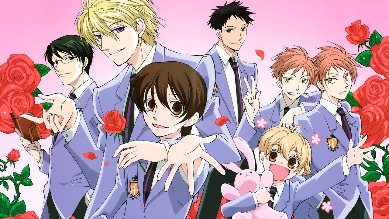 dating simulators ouran high school host club download torrent 1