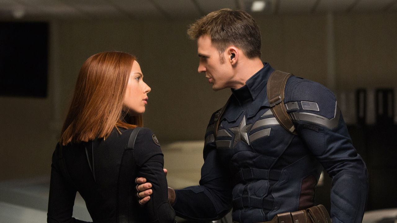 Captain America: The Winter Soldier | Netflix
