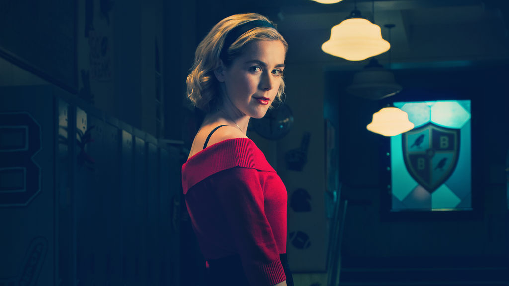 Image result for the chilling adventure of sabrina