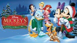 mickeys magical christmas snowed in at the house of mouse - Mickey Mouse Christmas Movies