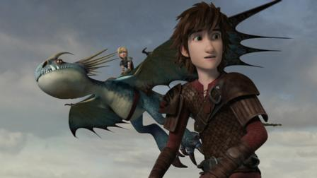 how to train your dragon race to the edge season 6 cast