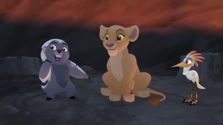 watch the lion guard episode 4