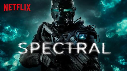 Image result for Spectral netflix movie