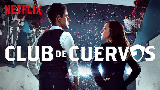 sports shoes 871c9 a9d1e Club de Cuervos   Netflix Official Site