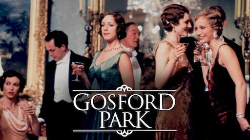 Gosford Park Netflix