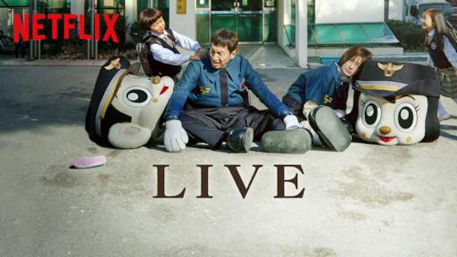 Live | Netflix Official Site