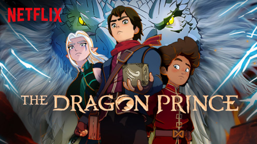 The Dragon Prince   Netflix Official Site