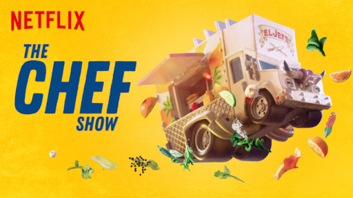 Image result for the chef show netflix poster