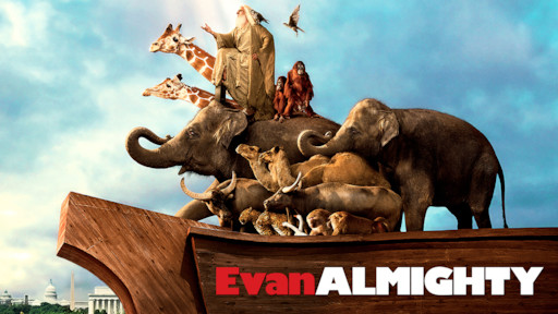 evan almighty 2007 full movie free download
