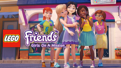 Lego Friends Netflix