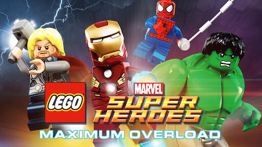 Iron Man Captain America Heroes United Netflix