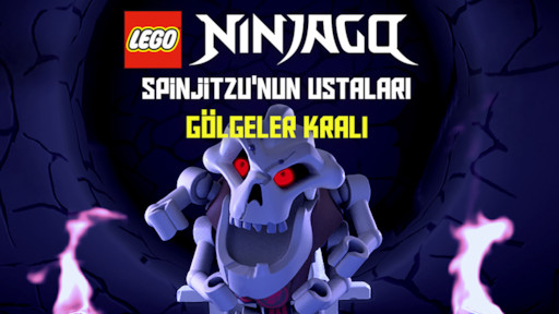 Lego Ninjago Spinjitzunun Ustaları Ninjanın Yolu Netflix