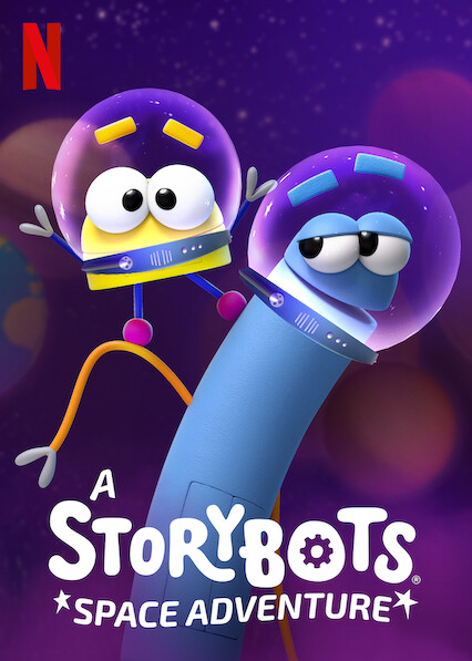 A StoryBots Space Adventure