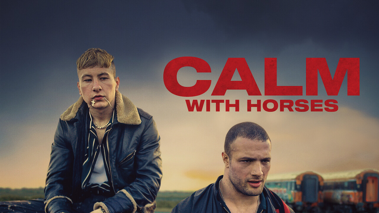 CALM WITH HORSES on Netflix USA