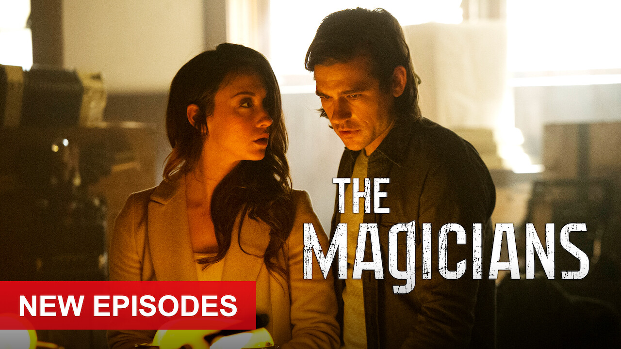 The Magicians on Netflix USA