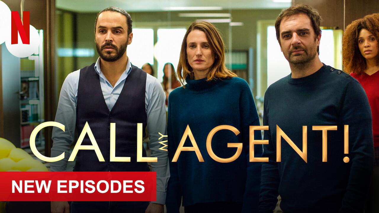 Call My Agent! on Netflix USA