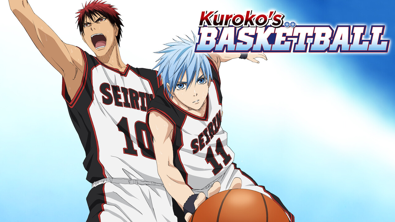 Kuroko's Basketball on Netflix USA