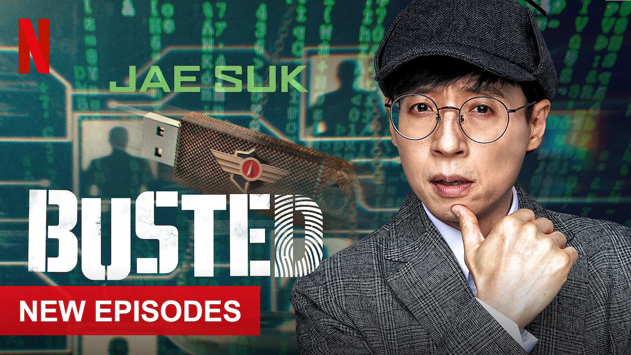 Busted! on Netflix USA