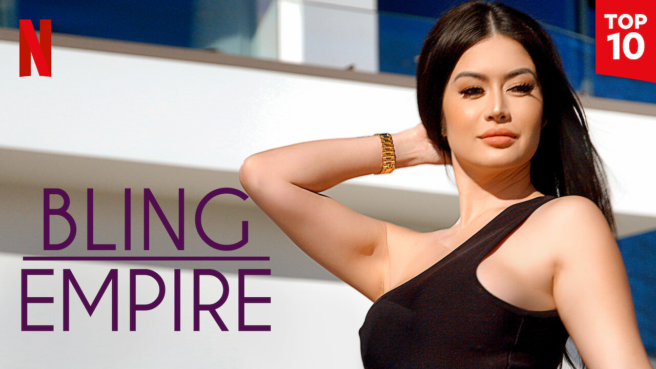 Bling Empire on Netflix USA