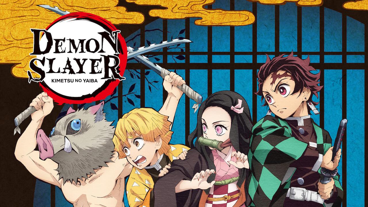 Demon Slayer: Kimetsu no Yaiba on Netflix USA