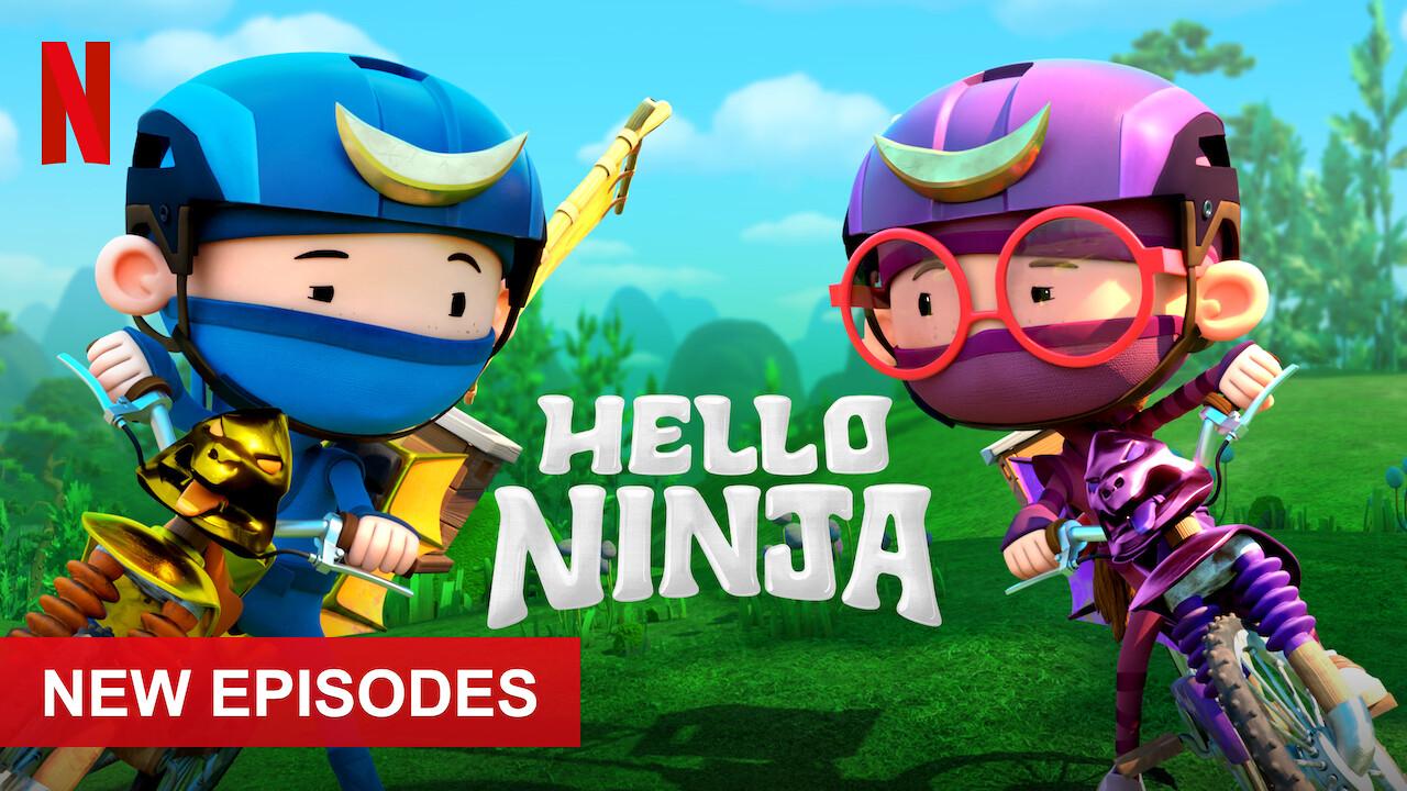 Hello Ninja on Netflix USA