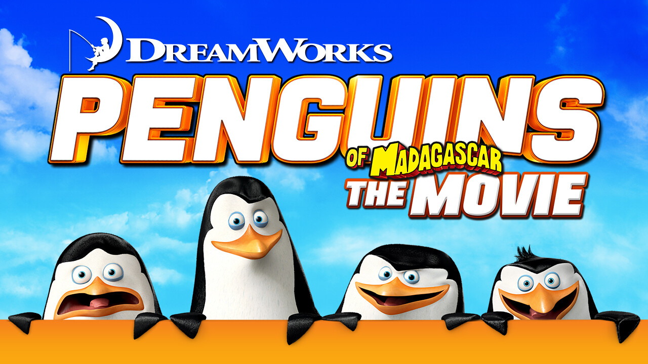 Penguins of Madagascar: The Movie on Netflix USA
