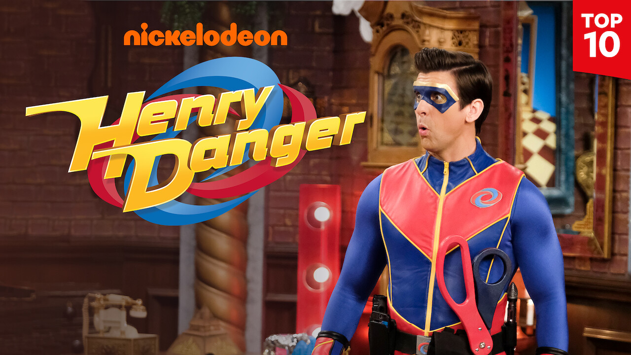 Henry Danger on Netflix USA