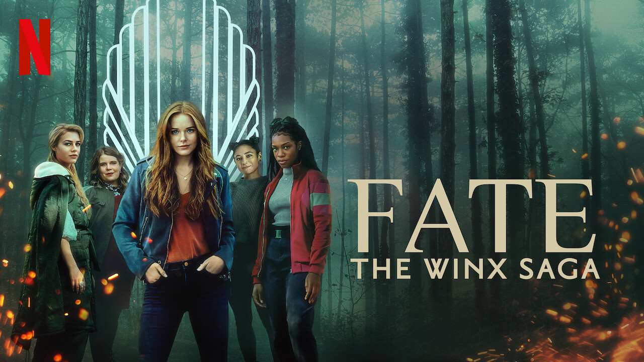 Fate: The Winx Saga on Netflix USA