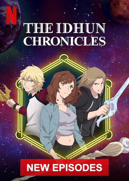 The Idhun Chronicles on Netflix USA
