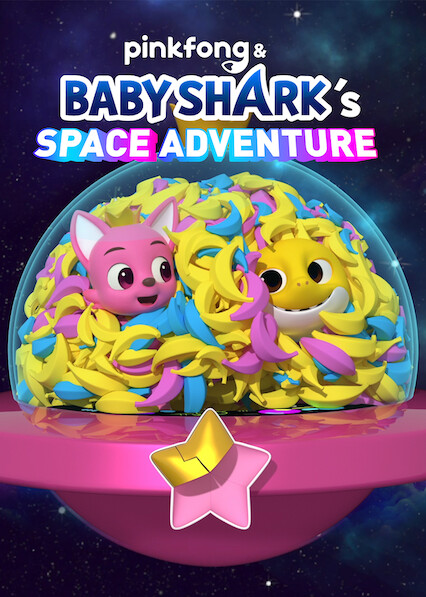 Pinkfong & Baby Shark's Space Adventure sur Netflix USA