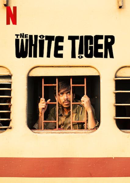 Le tigre blanc sur Netflix USA