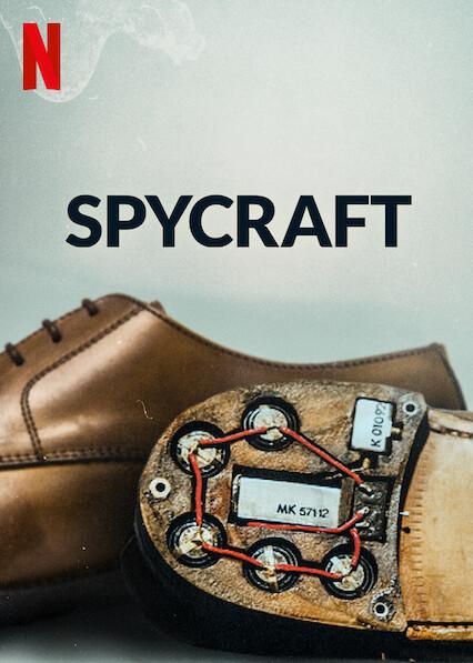 Spycraft on Netflix USA