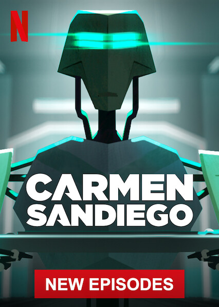 Carmen Sandiego on Netflix USA