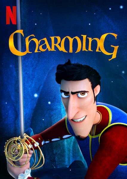 Charming sur Netflix USA